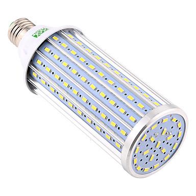 ywxlight® 60w e27 lumini de porumb condus 160 smd 5730 5850-5950 lm cald alb rece rece alb natural decorativ ac 110v / 220v 1pc