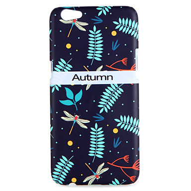 Voor oppo r9s r9s plus case cover patroon back cover case cartoon harde pc r9 r9 plus