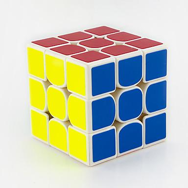 cubul lui Rubik 3*3*3 Cub Viteză lină Cuburi Magice Alină Stresul Jucării Educaționale puzzle cub Smooth Sticker Pătrat Cadou