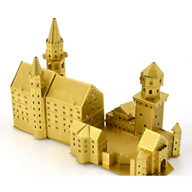 3D-puzzels Beroemd gebouw Plezier Roestvast staal Klassiek