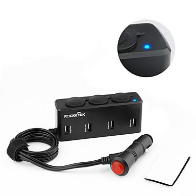 Rocketek Auto 4 USB Anschlüsse for 12V
