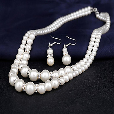 292972dc4edde Cheap Pearl Jewelry Sets Online | Pearl Jewelry Sets for 2019