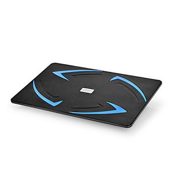 Stativ pentru laptop altele laptop Macbook Laptop Stați cu ventilator de răcire Aluminium