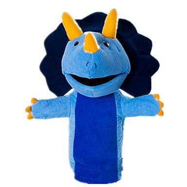 Marionetten Handpuppe Spielzeuge Dinosaurier Tier Niedlich lieblich Tactel Plüsch Kinder Stücke