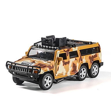 Jucării pentru mașini Vehicul Die-cast Vehicul cu Tragere Vehicul de Fermă Jucarii Simulare Mașină Cai Aliaj Metalic Bucăți Unisex Băieți