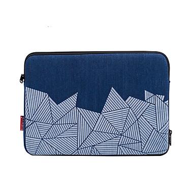 Ärmel für MacBook Air 11 Zoll MacBook Geometrische Muster Oxford-Textil Stoff