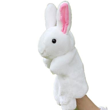 Poppen Vingerpop Speeltjes Rabbit Dier Dieren Kind Stuks