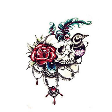 OverigeDames Heren Tiener Tijdelijke tatoeage Tijdelijke tatoeages