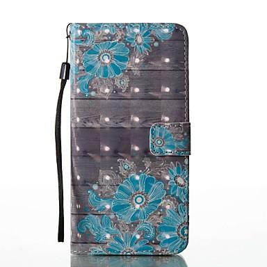 Hülle Für Samsung Galaxy S8 Plus S8 Kreditkartenfächer Geldbeutel mit Halterung Flipbare Hülle Muster Handyhülle für das ganze Handy Hart