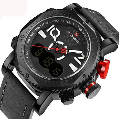 Bărbați Adolescent Ceas digital Unic Creative ceas Ceas de Mână Ceas Brățară Ceas Militar  Ceas Elegant  Ceas La Modă Ceas Sport Ceas