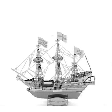 3D - Puzzle Metallpuzzle Spaß Holz Klassisch