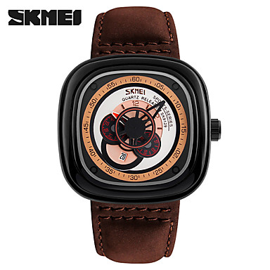 Herrn Digitaluhr Sportuhr Kleideruhr Smart Watch Modeuhr Armbanduhr Einzigartige kreative Uhr Chinesisch Quartz Wasserdicht Großes