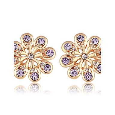 للمرأة حلقات مجوهرات مخصص موضة euramerican في حجر الراين سبيكة مجوهرات مجوهرات من أجل زفاف حزب الذكرى السنوية