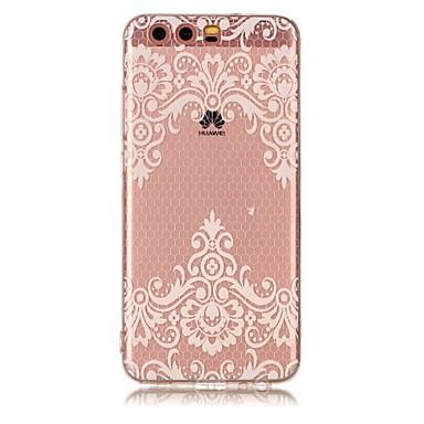 غطاء من أجل هواوي P9 لايت Huawei هواوي P8 لايت شفاف نموذج غطاء خلفي زهور ناعم TPU إلى P10 Lite P10 Huawei P9 Lite P8 Lite (2017) Huawei