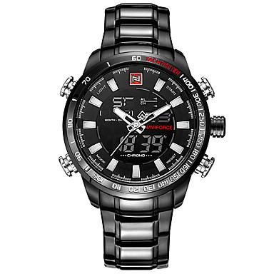 Heren Kinderen Militair horloge Dress horloge Modieus horloge Polshorloge Armbandhorloge Unieke creatieve horloge Vrijetijdshorloge