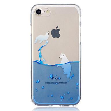 Pentru Apple iphone 7 plus 7 sigilii model caz spate acopere caz soft tpu pentru iphone 6s plus 6 plus 6s 6 5 5s se