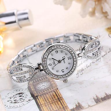 للمرأة ساعات فاشن ساعة المعصم فريدة من نوعها الإبداعي ووتش ساعة كاجوال كوارتز أشابة فرقة سحر كوول عادية خلاق فاخرة أنيقة فضة