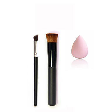 Puderquasten/Kosmetikbürsten Make-up Pinsel Trocken Unebener Hautton