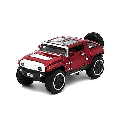 لعبة سيارات ألعاب SUV ألعاب سيارة حصان سبيكة معدنية قطع للجنسين هدية