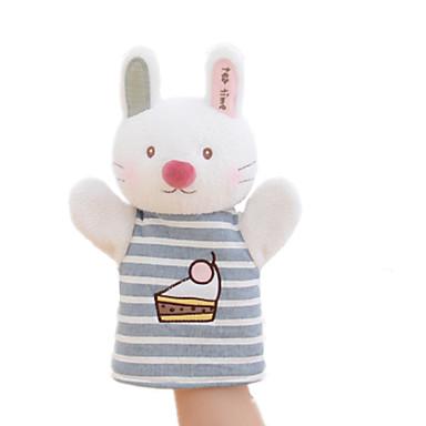 Knuffels & Pluche dieren Poppen Knuffels Speeltjes Rabbit Polyster Baby Stuks