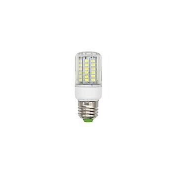 4.5W E14 GU10 B22 E26/E27 أضواء LED ذرة T 58 الأضواء مصلحة الارصاد الجوية 5736 ديكور أبيض دافئ أبيض 650lm 3000/6000K AC 220-240 AC 110-130