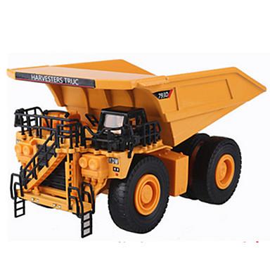 Truck Legervoertuig Vuilniswagen Speelgoedtrucks & Constructievoertuigen Speelgoedauto's Terugtrekvoertuigen Metaallegering Metaal