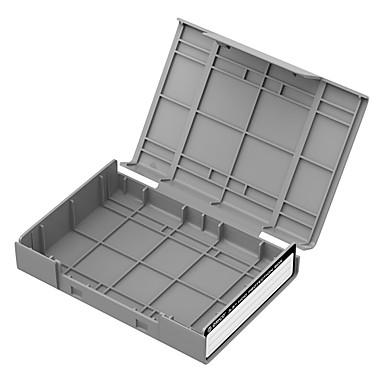 Orico-php35 3,5-inch harde schijfbeveiligingsbox vocht / schok / druk / drop grijs