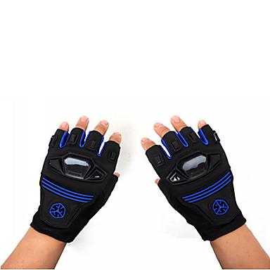 Printbaar Polyester Gemengd Materiaal Oxfordstof motorfietsen Handschoenen