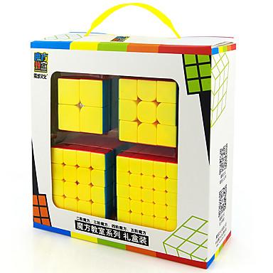 cubul lui Rubik Cub Viteză lină Smooth Sticker arc ajustabil Alină Stresul Cuburi Magice Jucării Educaționale Cadou