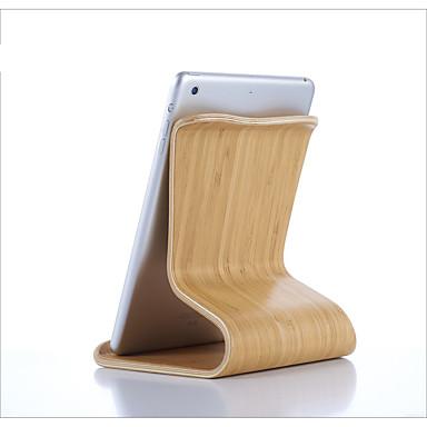 pentru suportul de tabletă iPad suport pentru macarale staționare din lemn& standuri