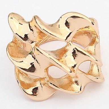 Heren Dames Ring Sieraden Gepersonaliseerde Uniek ontwerp Logostijl Klassiek Vintage Bohémien Standaard Opvallende sieraden Afrika Punk