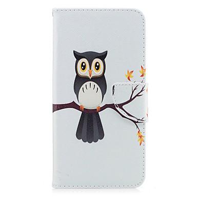 من أجل iPhone X إفون 8 أغط / كفرات حامل البطاقات محفظة مع حامل قلب نموذج كامل الجسم غطاء بوم شجرة قاسي جلد اصطناعي إلى Apple iPhone X