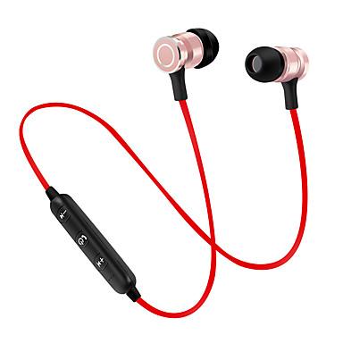 soyto Circle-S6-1 Kabellos Kopfhörer Aluminum Alloy Sport & Fitness Kopfhörer Magnet Anziehung / Mit Lautstärkeregelung / Mit Mikrofon