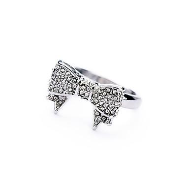 للمرأة خاتم الطبيعة شخصية أسلوب بسيط سبيكة مجوهرات إلى حزب عيد ميلاد مناسبة / حفلة