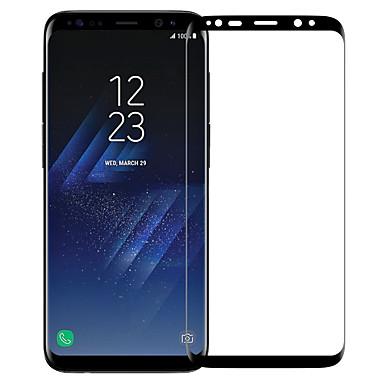 Displayschutzfolie für Samsung Galaxy S8 Plus Hartglas 1 Stück Bildschirmschutz für das ganze Gerät Anti-Fingerprint Anti-Reflex High