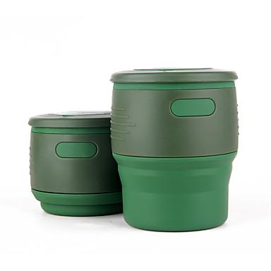 Căni / ceașcă Pliabil Băutură Călătorie & Articole Mâncare pentru Pliabil Băutură Călătorie & Articole Mâncare Bej Rosu Verde Albastru