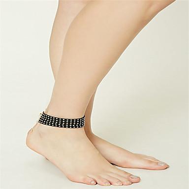 Pentru femei Brățară Gleznă / Brățări Aliaj Modă Sandale Desculț Bijuterii Pentru Zilnic Sport
