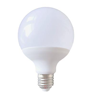 exup® 12w e27 led-gloeilampen g95 24smd 2835 lichtregeling warm wit koud wit 1250lm ac 220-240v