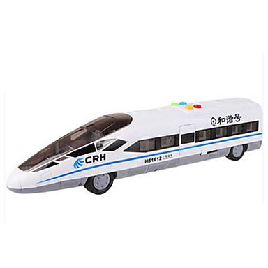 Speelgoedauto's Gegoten voertuigen Terugtrekvoertuigen Boerderijvoertuig Speeltjes Simulatie Automatisch Bus Metaallegering Stuks Unisex