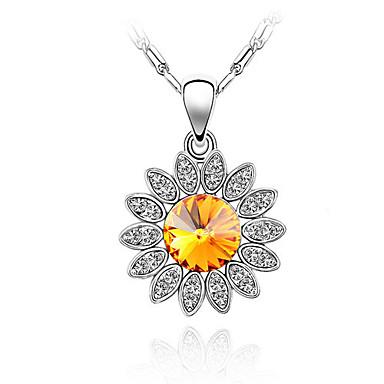 Pentru femei Coliere cu Pandativ Bijuterii Bijuterii Cristal Aliaj Modă Euramerican Bijuterii Pentru Nuntă Petrecere