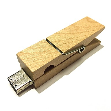 2GB usb flash stick stick de memorie usb flash drive din lemn