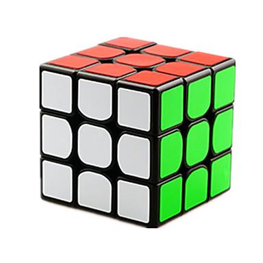 cubul lui Rubik Cub Viteză lină Cuburi Magice puzzle cub Smooth Sticker Plastice Pătrat Cadou