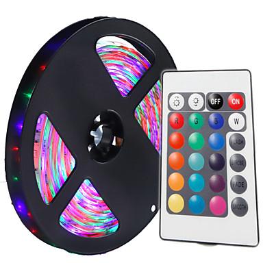 HKV 5m Bare De Becuri LED Rigide 300 LED-uri RGB 12V