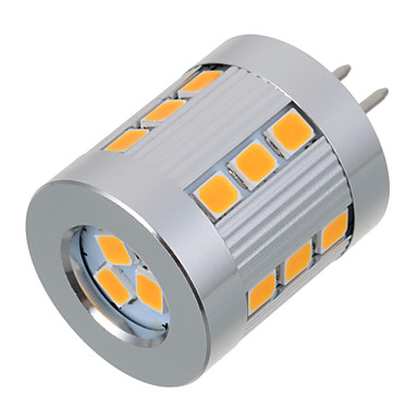 5.5W G4 2-pins LED-lampen T 21 LEDs SMD 2835 Warm wit Koel wit 200-300lm 2700-6500