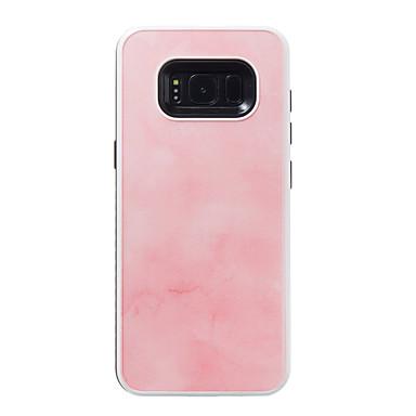 Hülle Für Samsung Galaxy S8 S7 edge Muster Rückseitenabdeckung Marmor Hart PC für S8 S7 edge S7 S6 edge S6 S5