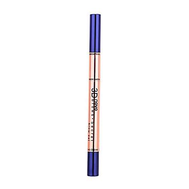 Wimperverlenging & Primers Oog Analoog Nat Glinstering Gekleurde Lipgloss Langdurig waterdicht 1pcs