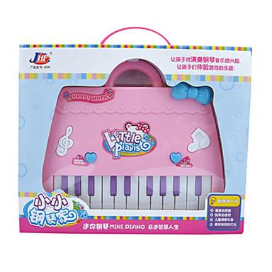 لوحة المفاتيح الإلكترونية آلات موسقية آلعاب لهو للأطفال للجنسين