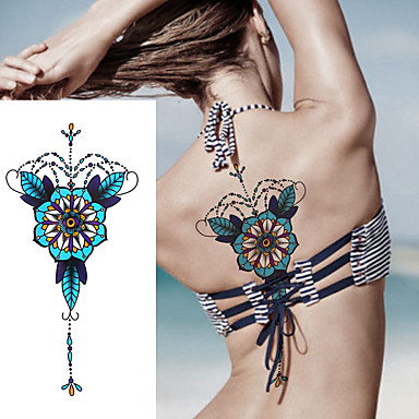 Tattoo Aufkleber Andere Non Toxic Waterproof Damen Flash-Tattoo Temporary Tattoos