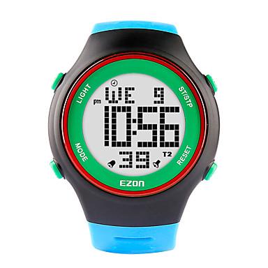 ezon ceasuri de moda ultra-subtiri pentru barbati femei sport Data cronometru cauciuc alarmă sport încheietura ceas digital, rezistent la