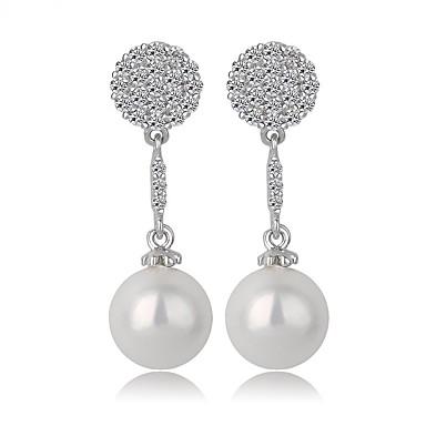Pentru femei Bijuterii Design Unic Modă Euramerican Perle Zirconiu Aliaj Bijuterii Bijuterii Pentru Nuntă Zi de Naștere Petrecere / Seară